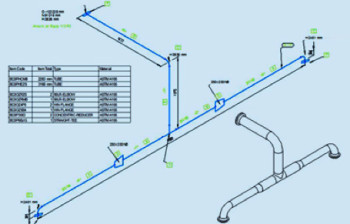 CAD Schroer Automates Pipe Design > ENGINEERING com
