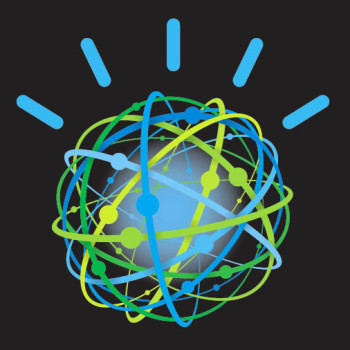 IBM Watson logo. (Image courtesy of IBM.)