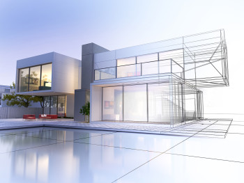 The use of BIM objects enables architects to create accurate 2D and 3D models easily and efficiently.