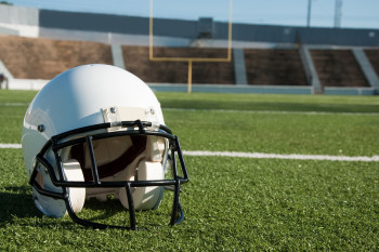 Concussions are a serious issue in sports like football, but what if they could be avoided?