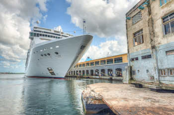 In addition to airport improvements, the Bay of Havana project will improve seaports, opening them up to tourism such as cruise liners.