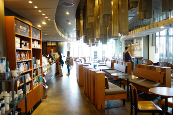 How popular is green building? Even your local Starbucks is LEED certified.