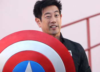 Electronics expert Grant Imahara will take over Mouser's Innovation Lab for Project Heroes. (Image courtesy of Mouser Electronics.)
