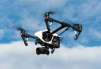 The new software hopes to ensure safer flight for drones in crowded urban areas.