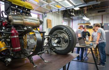 Aerospace And Mechanical Engineering Building University Of Arizona