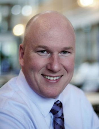 """Dan Matthews, IFS' CTO: """"It's not about more data, it's about the right data."""""""