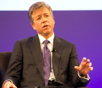 """SAP made a lot of marketing noice around the in-memory technology HANA – but is it something that SAP's customer base wants? CEO Bill McDermott (above) thinks so, he even cals it a """"game changer"""". But IFS' chief, Alastair Sorbie doubts it."""