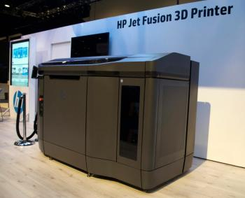 The Future of HP's Multi Jet Fusion 3D Printing