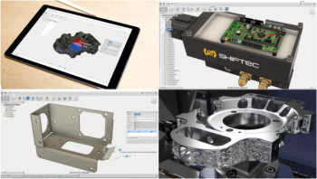 Fusion 360 is set to add even more breakthrough features in the coming months. (Image Courtesy of Autodesk)