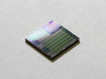 A silicon chip might be mankind's first interstellar starship.