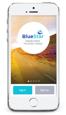 WellDoc BlueStar is the future of diabetes management: a mobile prescription therapy developed for adults living with Type II diabetes, and their doctors.