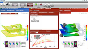 MSC Software and e-Xstream engineering have released Digimat-RP/Moldex3D. Image courtesy of MSC Software.