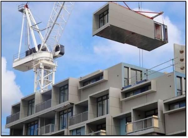 High Rise Prefab Housing Looks To 3d Printing