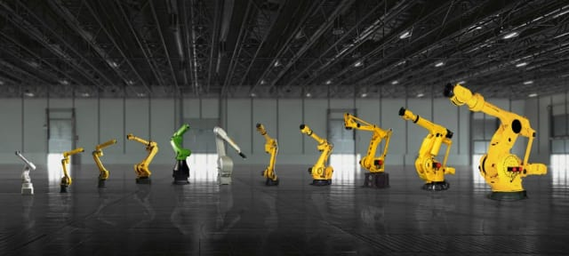 Image courtesy of FANUC.
