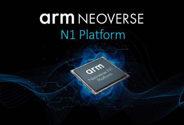Neoverse platform. (Image courtesy of Arm.)