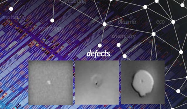 Defect detection via eBeam imaging technology. (Image courtesy of Applied Materials.)
