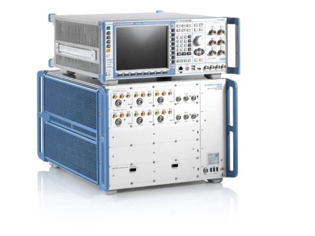 CMW500 radio tester. (Image courtesy of Rohde & Schwarz.)