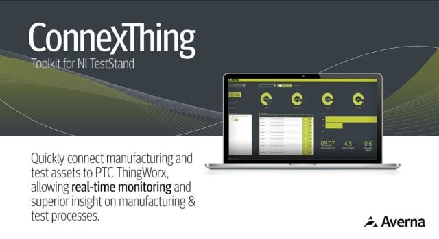 ConnexThing software. (Image courtesy of Averna.)