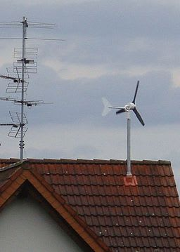 Rooftop Wind Turbines Are They Worthwhile Engineeringcom