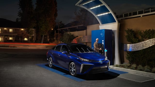 Japan Sees Big Future in Hydrogen Cars > ENGINEERING com