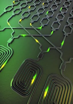Researchers Create Quantum Computing Chip with Photons