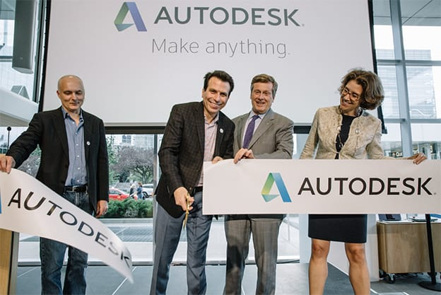AUTODESK CHIEF ANDREW ANAGNOST MAKES A CUT FOR PLM! Autodesk's PLM platform, Fusion Lifecycle