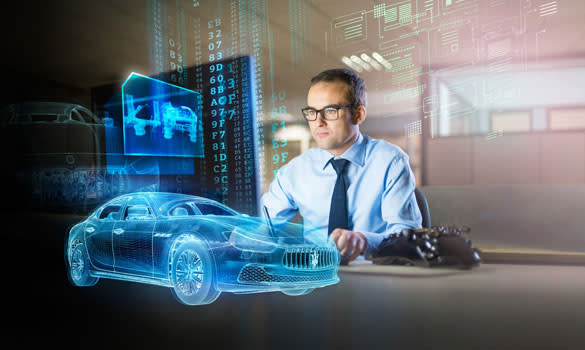 Siemens Plm Nx 12 0 And The Road To The Digital Twin