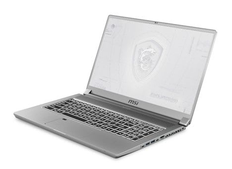 The WS75 starts at $2,499. (Image courtesy of MSI.)