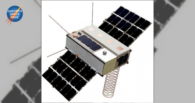 The Faraday 1 by In-Space. (Image courtesy of In-Space.)