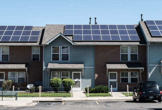 Modern tools and best practices should keep the residential solar market going. (Image courtesy of the U.S. Department of Energy.)