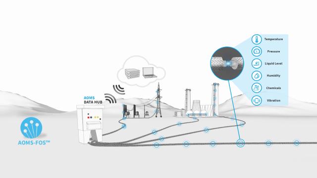 Is Fiber Optics the Future of Industrial Sensing