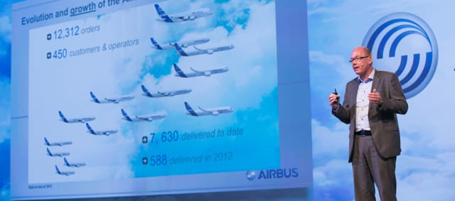 A COMMERCIAL BREAKTROUGH. During 2015, European air craft manufacturer Airbus decided to invest in 30,000 seats of Aras Innovator. This was a breakthrough for Aras Innovator in terms of both commercial success and a wider technology spread. The system isn't used as the core PDM solution at Airbus; they mainly use it for various types of systems integrating the supply chain, said Airbus PLM's Anders Romare.
