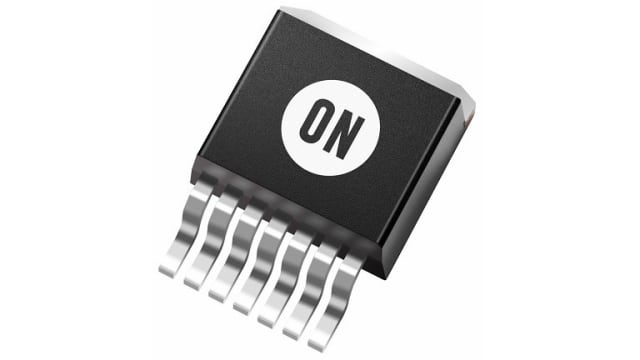 SiC MOSFET. (Image courtesy of ON Semiconductor.)