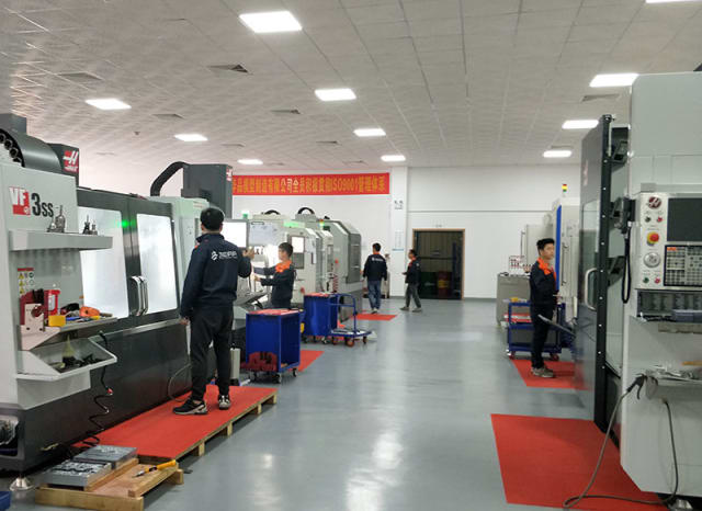Inside 3ERP's machining shop. (Image courtesy of 3ERP.)
