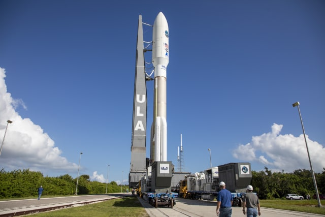 Atlas V Rocket.