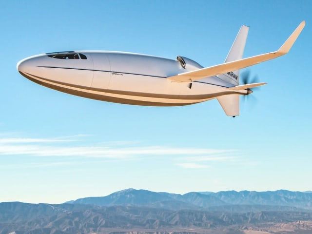The Celera 500L. (Photo courtesy of Otto Aviation.)