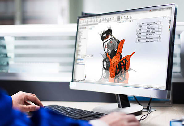 AN INEVITABLE TREND. Managing large assemblies is an inevitable trend to achieve full digitalization and is affecting every angle of product development, claims Gian Paolo Bassi.