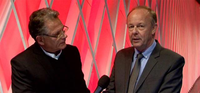 PLM TV News host, Verdi Ogewell, interviewed PDT organizer and Eurostep Group's CEO, Håkan Kårdén.