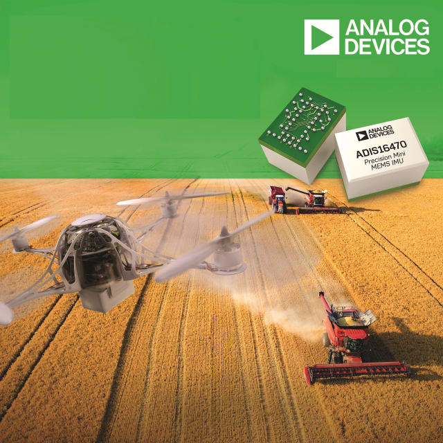(Image courtesy of Analog Devices.)