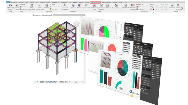 giving users the ability to export data from the Revit model to Excel files or Power BI