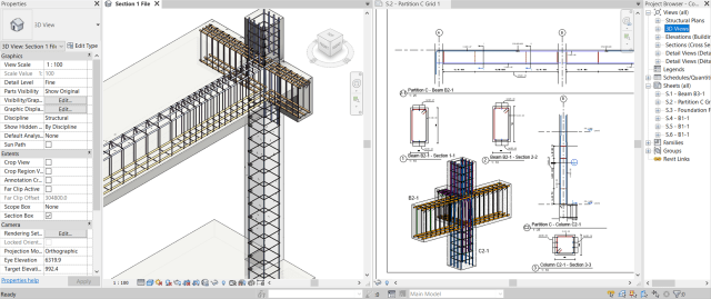 users of Advance BIM Designers can automatically produce drawings