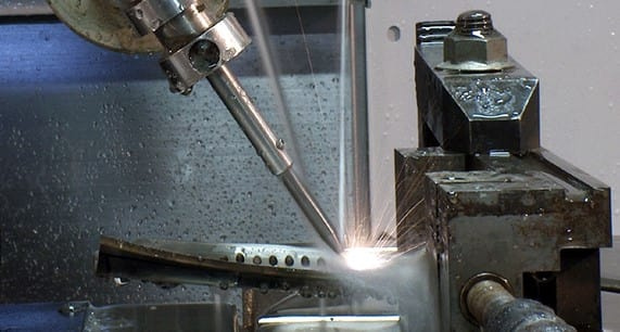 Beaumont Fast Hole EDM Drill. (Image courtesy of Global EDM.)