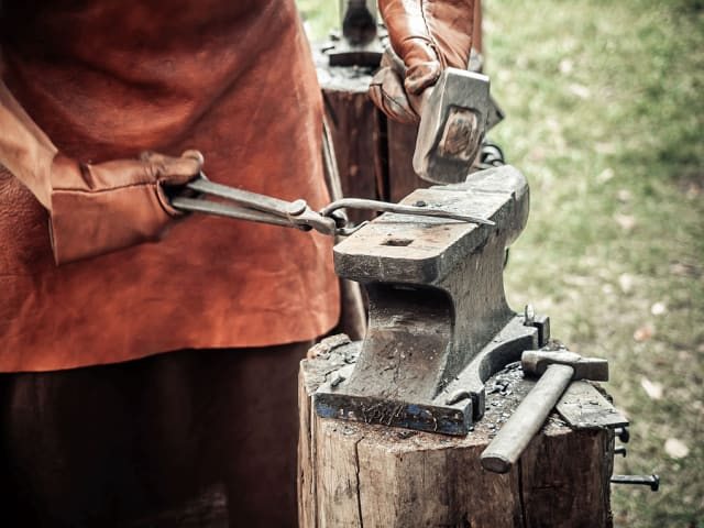 The ancient craft of blacksmiths may soon be getting digital update with a robotic process called metamorphic manufacturing.
