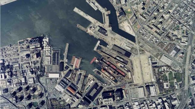 (Image courtesy of the Brooklyn Navy Yard Development Corporation.)
