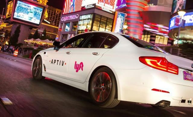 "Aptiv and Lyft teamed up to provide a realistic look at what ""driverless"" cars are actually capable of at present. (Image credit: Shahin Farshchi, Forbes.com.)"