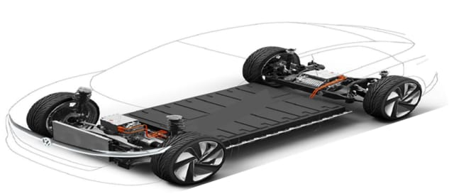 Designed for EV powertrains and other electric motors. (Image courtesy of Exro.)