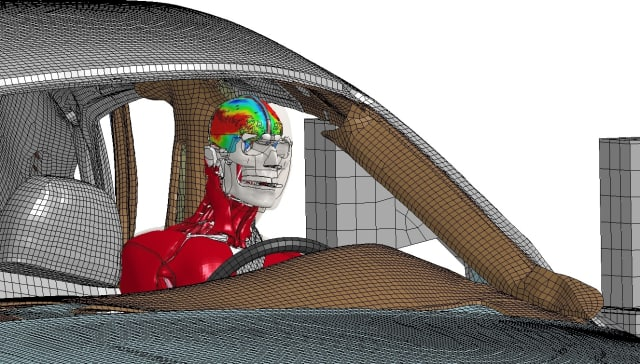 Are Crash Test Dummies Going Digital Engineeringcom