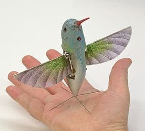 The Nano Hummingbird. (Image courtesy of DARPA.)
