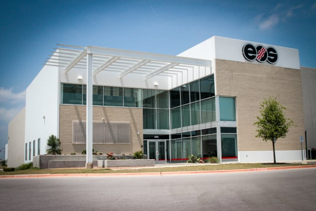EOS in Pflugerville. (Image courtesy of EOS.)