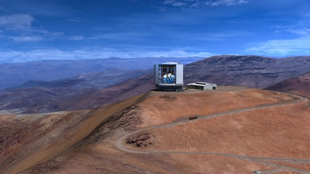 (Image courtesy of Giant Magellan Telescope –GMTO Corporation.)